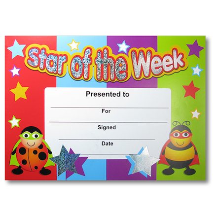 Star of the Week Class Pack  large