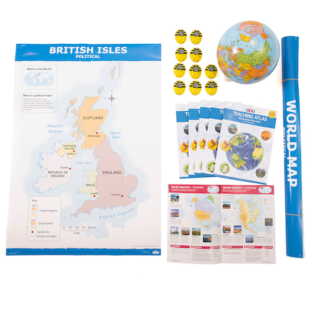 Geography Essentials Kit KS1  large