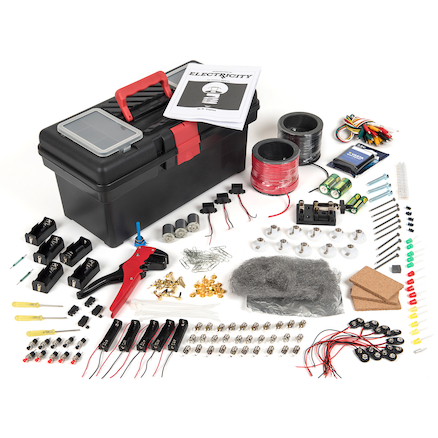 Young Electricians Tool Box Kit  large