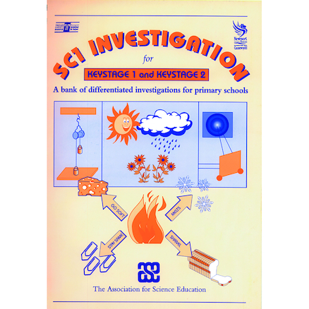SC1 Investigations for KS1 and KS2 Book  large