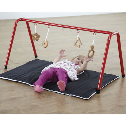 Metal Baby Sensory Rail  large