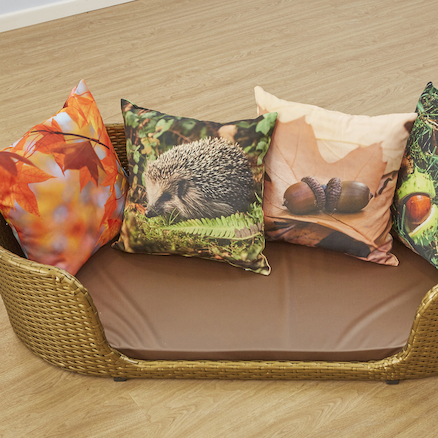 Seasons Cushions 16pk All Seasons offer  large