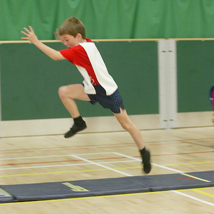 Sportshall Athletics Metromat  large