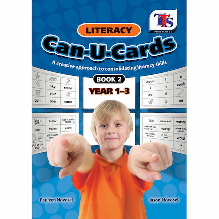 Literacy Can U Cards Books Special Offer  large