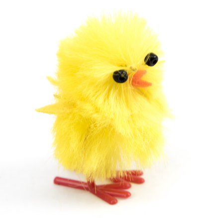 Buy Easter Chick Decorations 36pk Tts