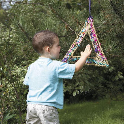 Giant Weaving Shapes 4pcs  large