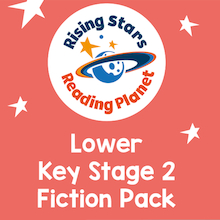 Reading Planet KS2 Lower Fiction Pack  medium