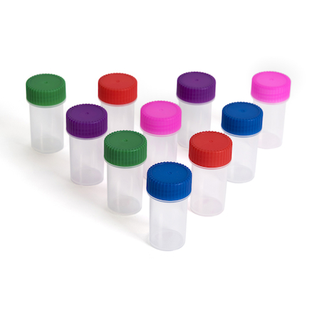 Pocket Canisters 10pk  large