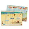 Spanish Vocabulary Desk Mats  small