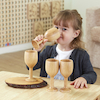 Wooden Goblets  small