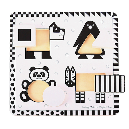 Black and White Puzzle Pack  large