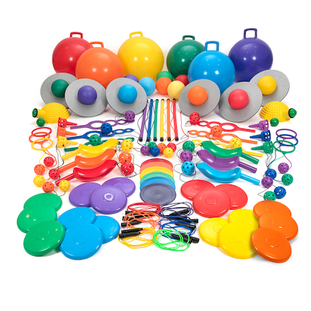 Rainbow Playground Favourites Kit  large