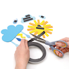 Magnetic Self\-Adhesive Craft Tape  small
