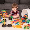 Octoplay Interlocking Construction Set 300pcs  small