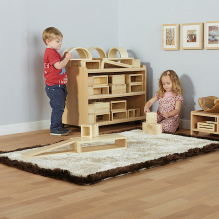 Building Blocks Trolley  large