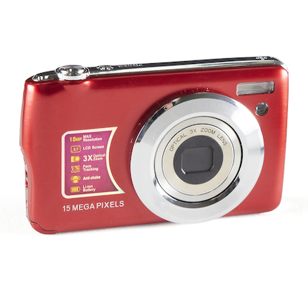 TTS 15 MP Digital Camera  large