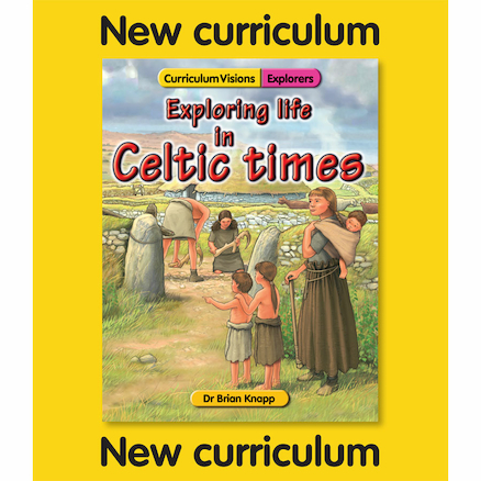 Curriculum Visions Exploring History Books and CDs  large