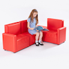 PVC Reading Corner Sofas  small