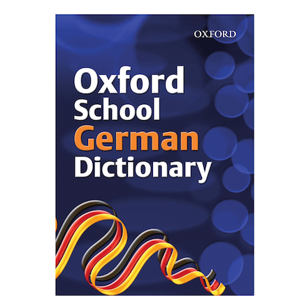 Oxford School German Dictionary  large
