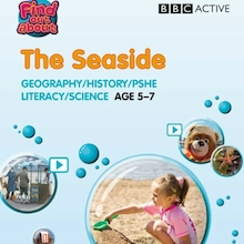 Find Out About The Seaside DVD  medium
