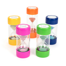 Large Plastic Sand Timers  medium