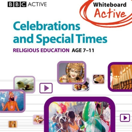 Celebrations and Special Times CD ROM BBC  large