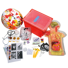 Nutrition and Health Experiments Class Kit  medium