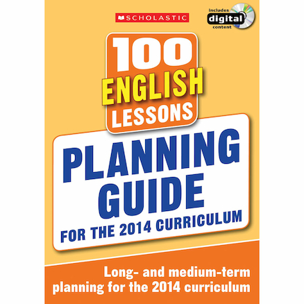 100 English Lesson Plans for the New Curriculum  large