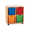 Pop Storage 4 Jumbo Trays  small