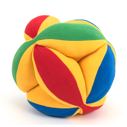 Calming Tactile Cuddle Ball  large