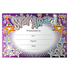 Assorted Sparkly Certificates 120pk  small