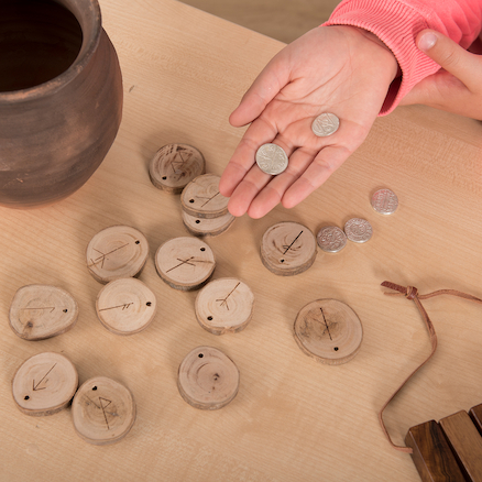Anglo Saxon Time Capsule Artefacts Collection  large