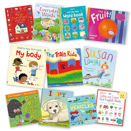 KS1 and KS2 EAL Books  large