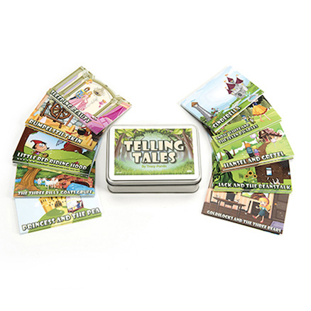 Telling Tales 100 Activity Cards  large