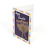 Jewish Festival Hanukkah Celebration Cards  small