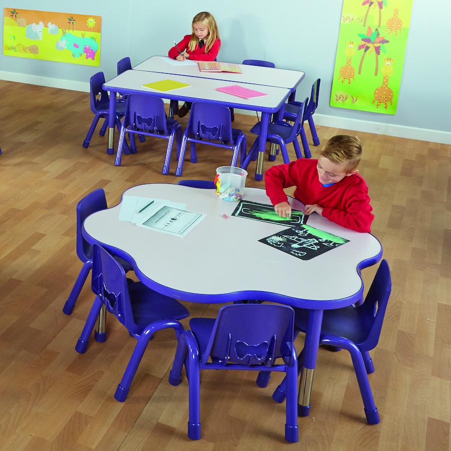Classroom Furniture Companies ~ Buy valencia classroom furniture set purple sh mm tts