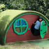 Outdoor Explorers Play House L2 x W2.4 x H1.3m  small