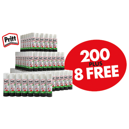 Pritt Glue Stick 43g  large