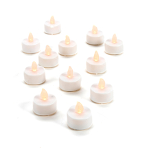 Electric Tea lights 3V 12pk  medium