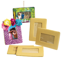 Paper Mache Craft Frames Set  medium