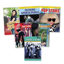 KS2 Popular Culture Books 6pk  medium