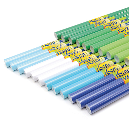 Fadeless\u00ae Assorted Display Roll 1218mm x 3.6m 24pk  large