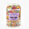 Assorted Bucket Of Plastic Beads 3kg  small