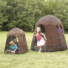Willow Huts  medium