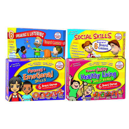 PSHE Board Games 24pk  large