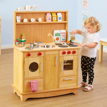 Role Play Wooden Kitchenette  medium