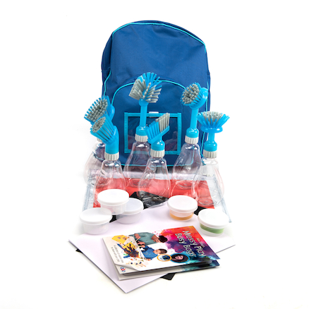 Alice Sharps Messy Play Parent Take Home Bags  large