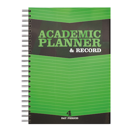 Academic Planner \x26 Record  large
