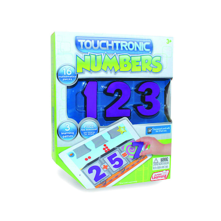 Touchtronic Numbers 0-9 for Tablets  large