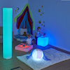 Giant Sensory Light Up Glow Cylinder Tube  small